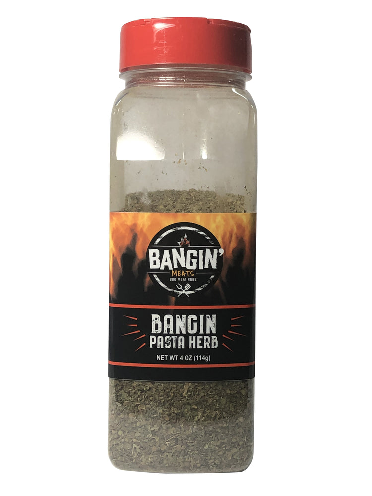 BanginMeats BANGIN PASTA HERB Pasta Seasoning and More 4oz - Bangin Meats