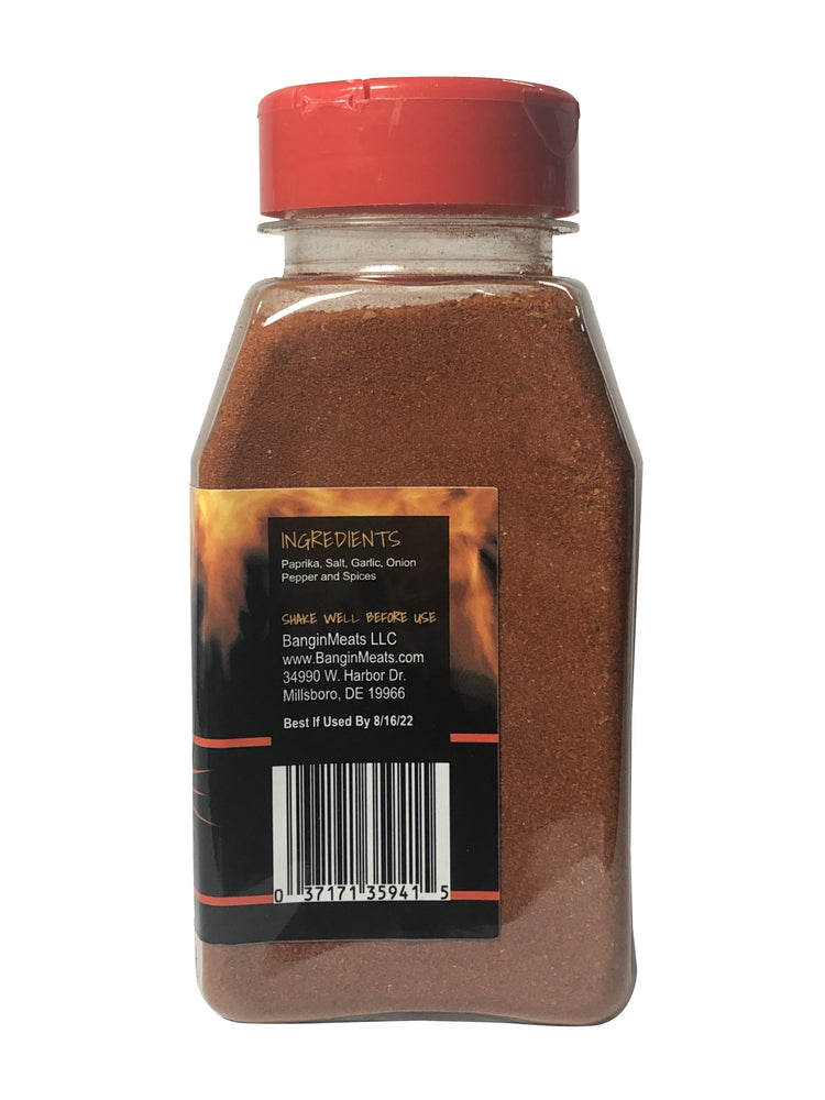 BanginMeats PORK TWANG Seasoning Rub 10oz - Bangin Meats