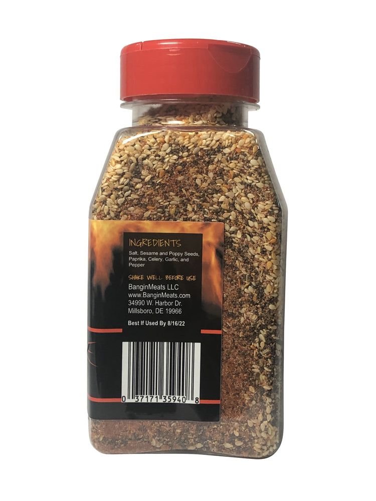 BanginMeats TOSSED SALAD Seasoning Mix 12oz - Bangin Meats