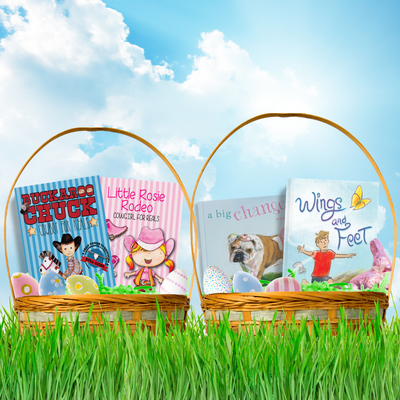 5 Reasons Why Books Make the Best Easter Basket Stuffers