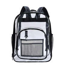 Load image into Gallery viewer, Waterproof See-Through Backpack