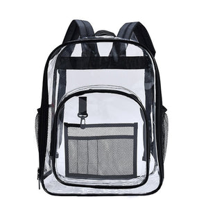 Waterproof See-Through Backpack