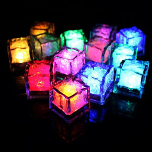 12pcs LED Ice Cubes