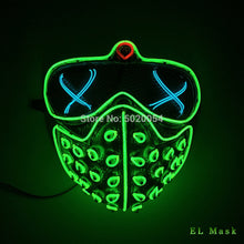 Load image into Gallery viewer, Led Rave Masks WatchDogs Style