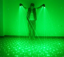 Load image into Gallery viewer, Green LED Laser Gloves - A Lightshow from Your Hands
