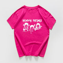 Load image into Gallery viewer, Heavy Metals Chemistry Joke T-Shirt