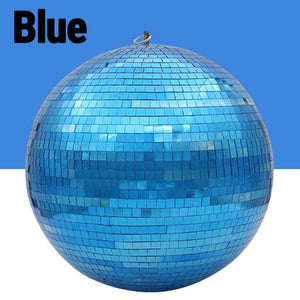 Disco Balls in Multiple Colors and Sizes