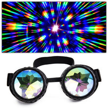Load image into Gallery viewer, Diffraction Goggles With Rainbow Prisms