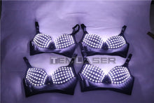 Load image into Gallery viewer, Nightclub LED Light-Up Bra