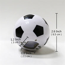Load image into Gallery viewer, Soccer Ball Beer Bottle Opener with Sound