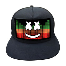 Load image into Gallery viewer, LED Flashing Baseball Hat