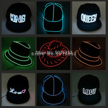 Load image into Gallery viewer, Neon Snapback Baseball Hats