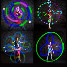 Load image into Gallery viewer, LED POI Balls