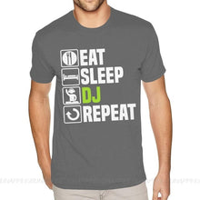 Load image into Gallery viewer, Eat Sleep DJ Repeat T-Shirt
