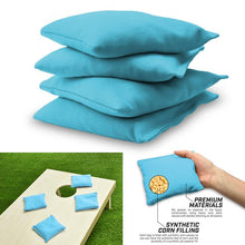 Load image into Gallery viewer, Cornhole Bags Set Of 5 Bag Regulation Bean Fabric 12cmX12cm ACA