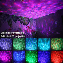 Load image into Gallery viewer, USB Disco Light LED Sky Projector