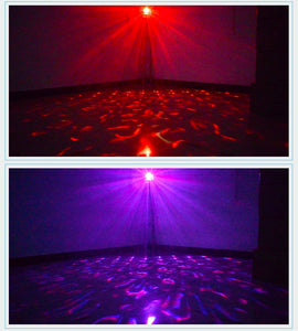 90 Patterns Red Green Laser Projector