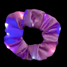 Load image into Gallery viewer, LED Bright Flashing Hair Scrunchie Hair Band
