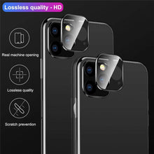 Load image into Gallery viewer, Camera Lens Protector For iPhone 11 and iPhone 12