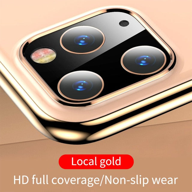 Camera Lens Protector For iPhone 11 and iPhone 12