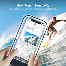 Load image into Gallery viewer, IP68 Universal Waterproof Phone Case