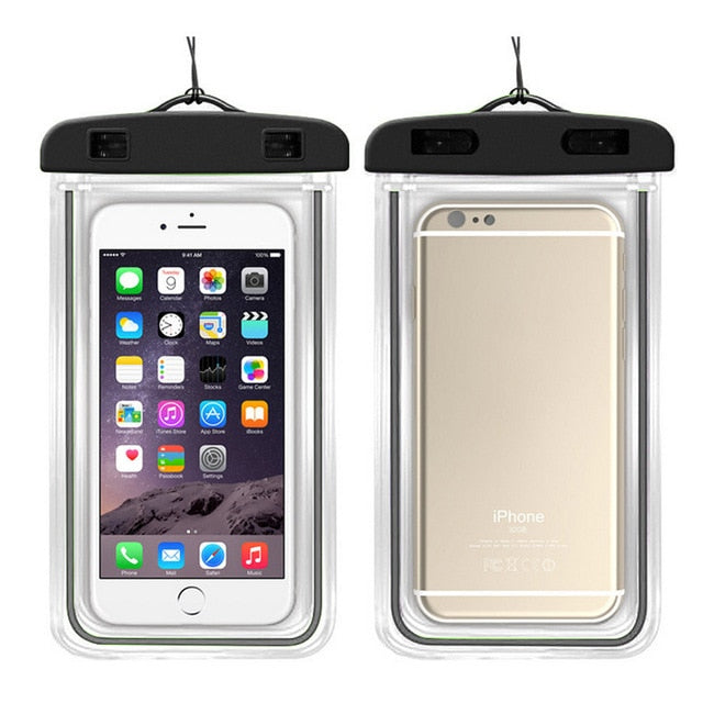 IP68 Universal Waterproof Phone Case