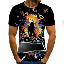 Load image into Gallery viewer, 3D Rock Star T-shirt