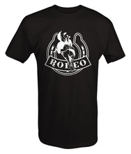 Load image into Gallery viewer, Rodeo Bronco Cowboy T-Shirt