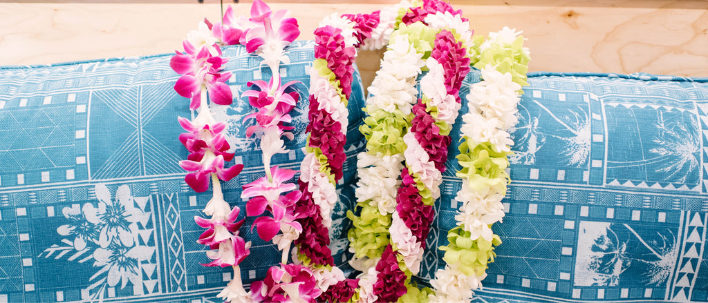 Bulk lei sets - packages - wholesale lei - ship lei to mainland