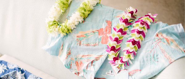 Fragrant Lei - Great Smelling Hawaiian Lei  - Hawaii Lei Stand - Lei Shipping