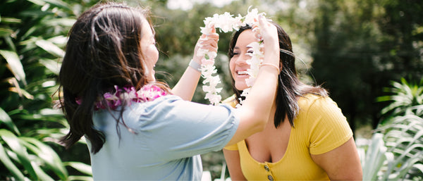 Lei For Women - Hawaii Lei Stand - Shipping & Delivery