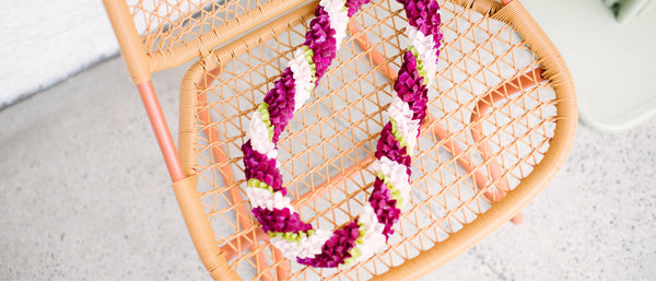Shop Luxury Handmade Hawaiian Lei For Nationwide Shipping - Order Lei Today