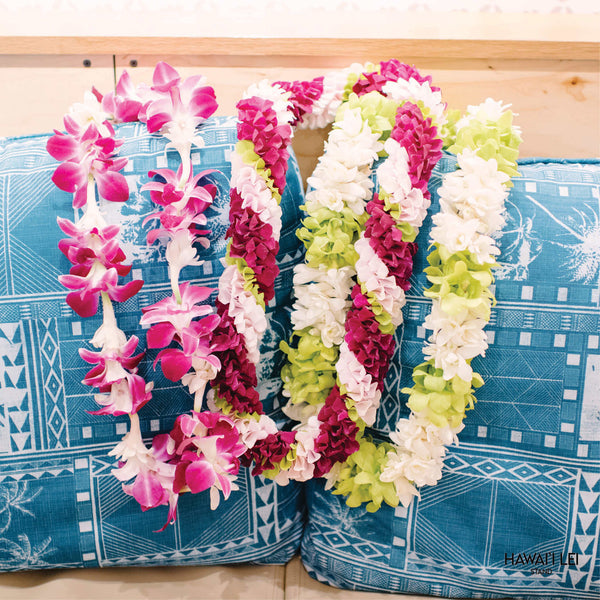 Princeville Lei Set Lei Shipping And Delivery From Honolulu Hawaii