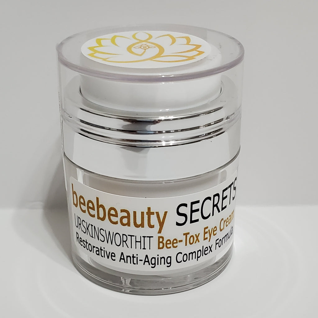 Bee Beauty Secrets Bee-Tox Eye Cream