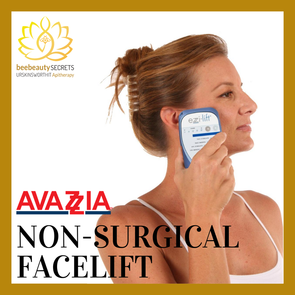 Non-surgical DIY Facelift