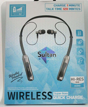 7 Colours Sultan Series Wireless Sports Earphone - Vprefer