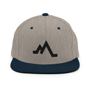 """Mountain"" Snapback-Cap"