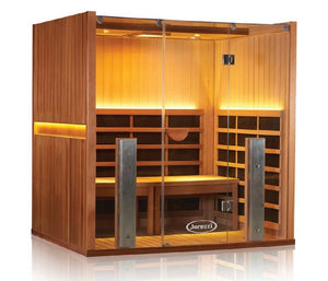 Clearlight Infrared Sanctuary Full Spectrum Saunas Yoga | Pure Home Saunas