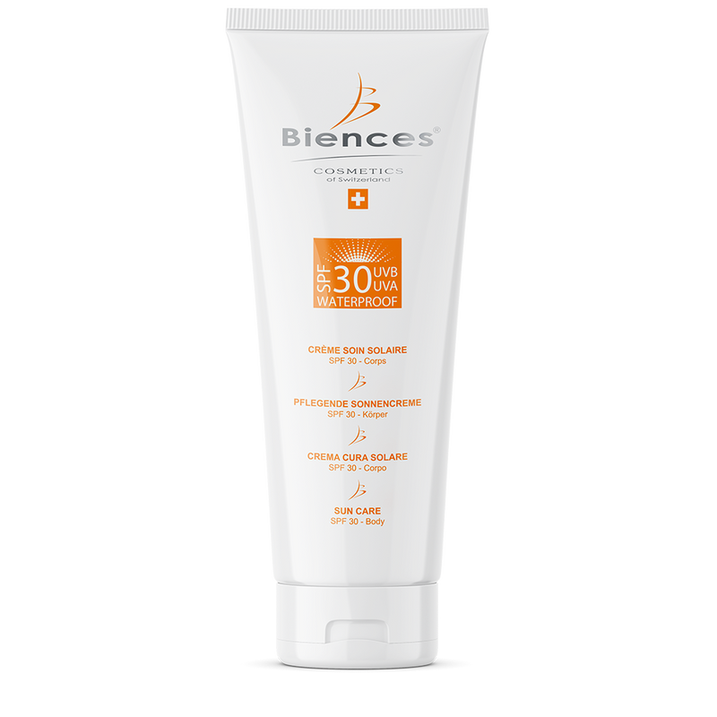 Water-Resistant Body Sunscreen SPF 30 UVA + UVB