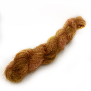 Riding on Air—Laceweight Mohair/Silk