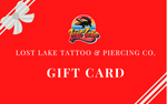 Lost Lake Tattoo & Piercing Co. Gift Card