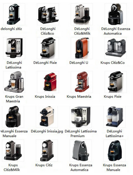supported machines