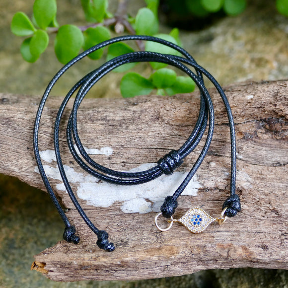 Beautiful Handmade Choker Necklace - Hooked on Wire