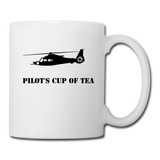 Pilot's Cup of Tea Mug - Hooked on Wire