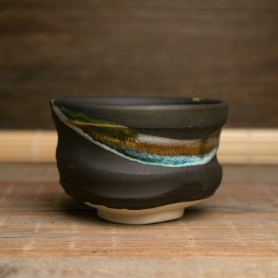 anka matcha bowl ceramic seto japan hypanese
