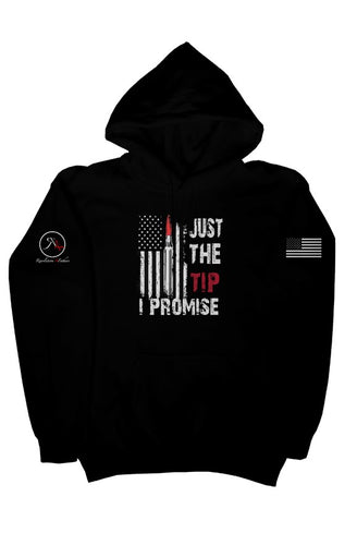 Just the Tip pullover hoody