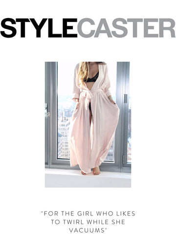 """STYLECASTER """"For the Girl Who Likes to Twirl While She Vacuums"""""""