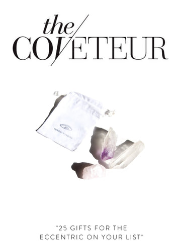 """THE COVETEUR  """"25 GIFTS FOR THE ECCENTRIC ON YOUR LIST"""