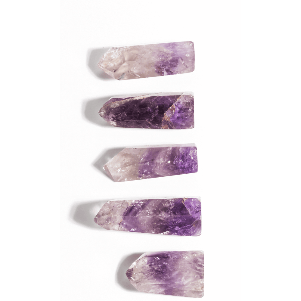 Sunday Forever NYC Extra Magical Amethyst Crystal Points