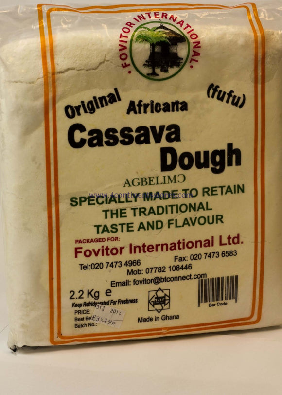 Cassava Dough Big
